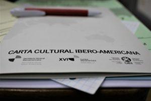 """2CN-CLab Working Day """"Carta Cultural Ibero-americana"""" na Casa da América Latina"""