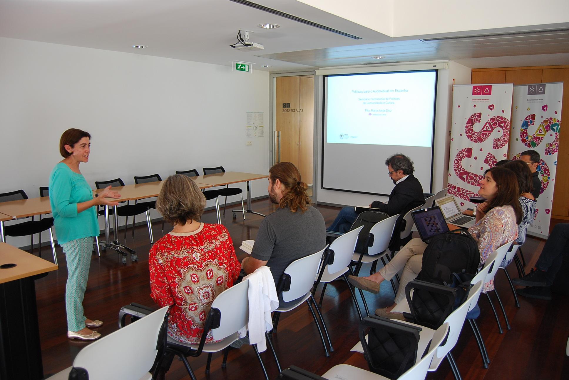 Seminário Permanente de Políticas de Comunicação e Cultura