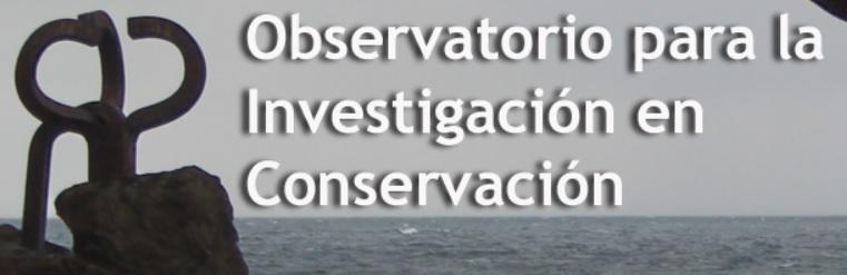 Observatorio para la promoción de la investigación en conservación del patrimonio cultural