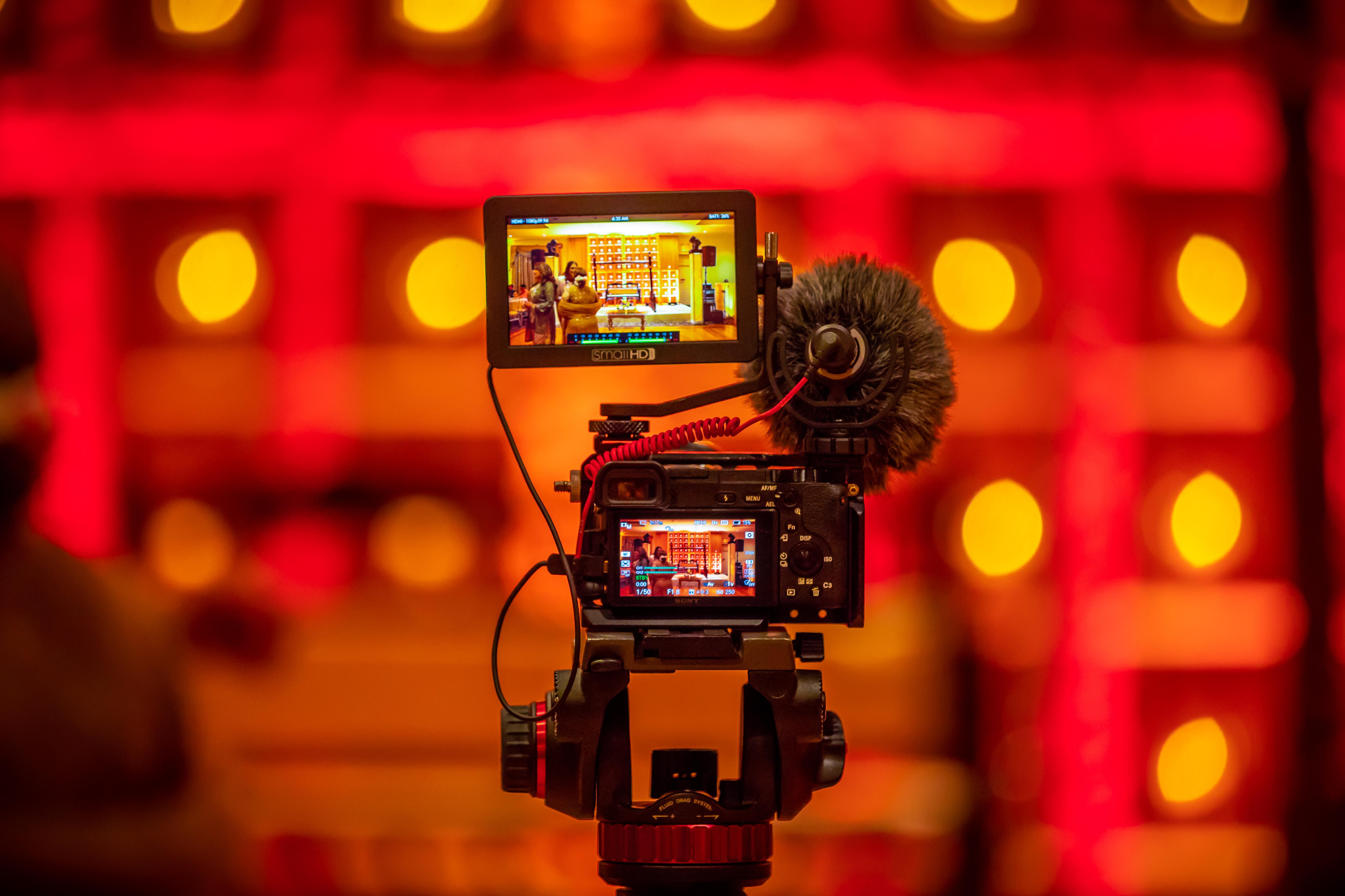 Seminário sobre TV e streaming de vídeo