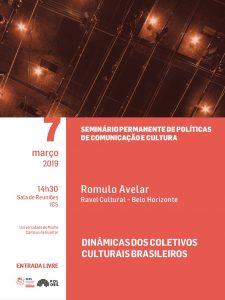 Dinâmica dos coletivos culturais brasileiros