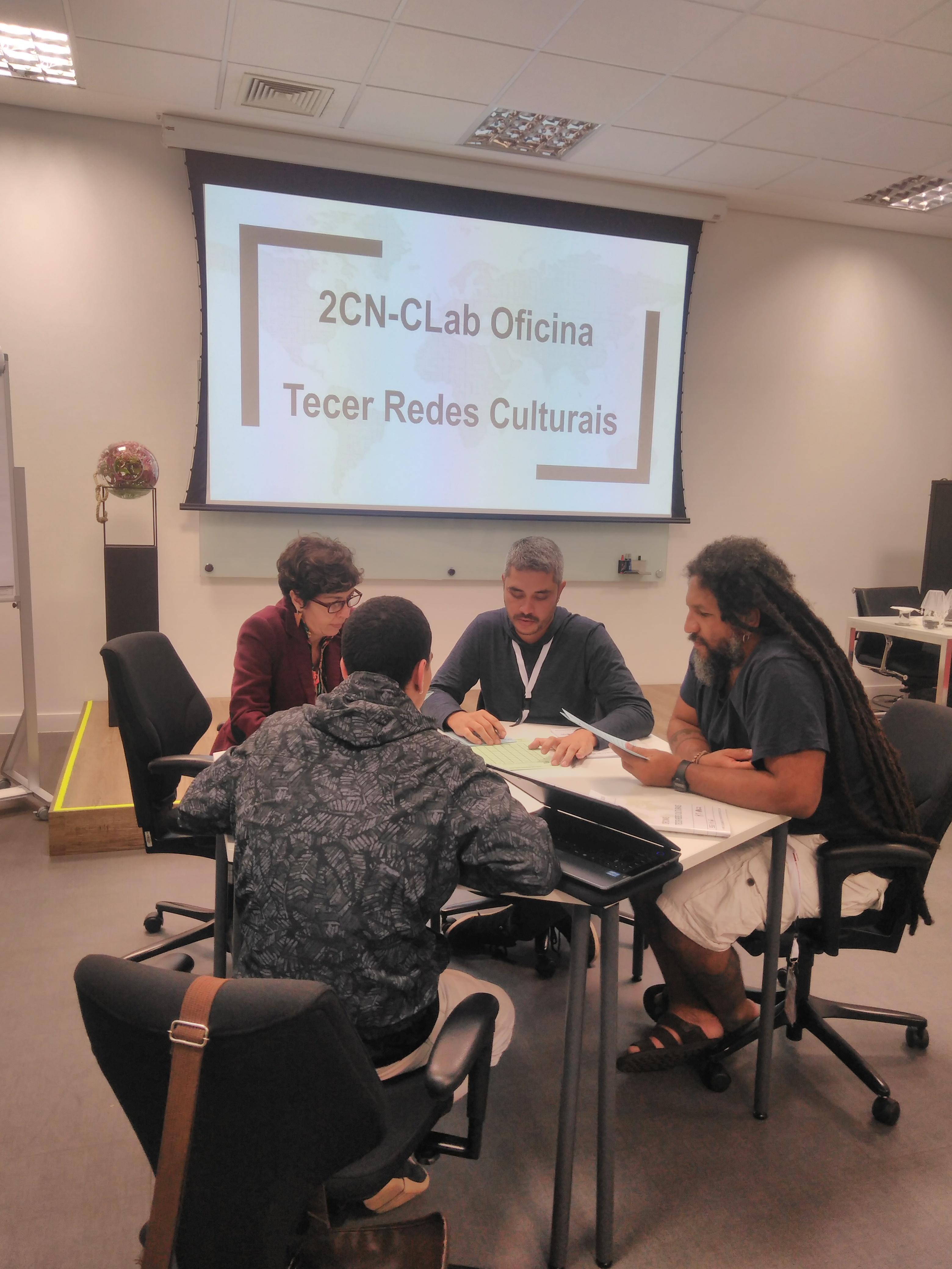 Sete novas ações do 2CN-CLab no Brasil