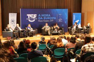 CECS coorganizou debate sobre eleições europeias