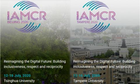 IAMCR – De Pequim para Tampere