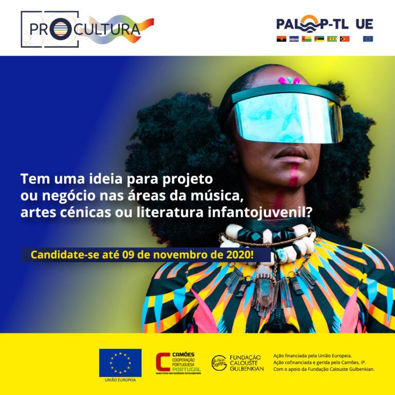 PROCULTURA abriu candidaturas para apoiar emprego no setor cultural