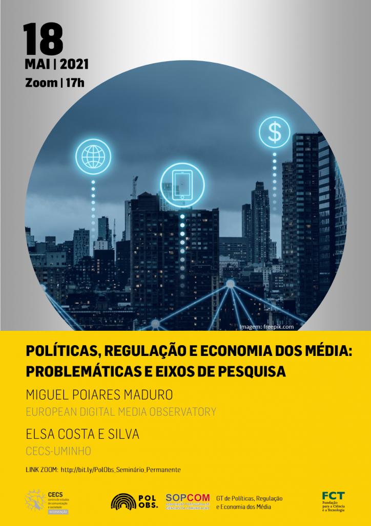 Políticas públicas e economia dos médiaem debate noPolObs
