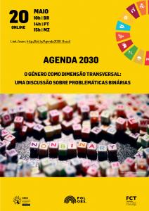 Mesa-redonda discute o género e as problemáticas binárias à luz da Agenda 2030