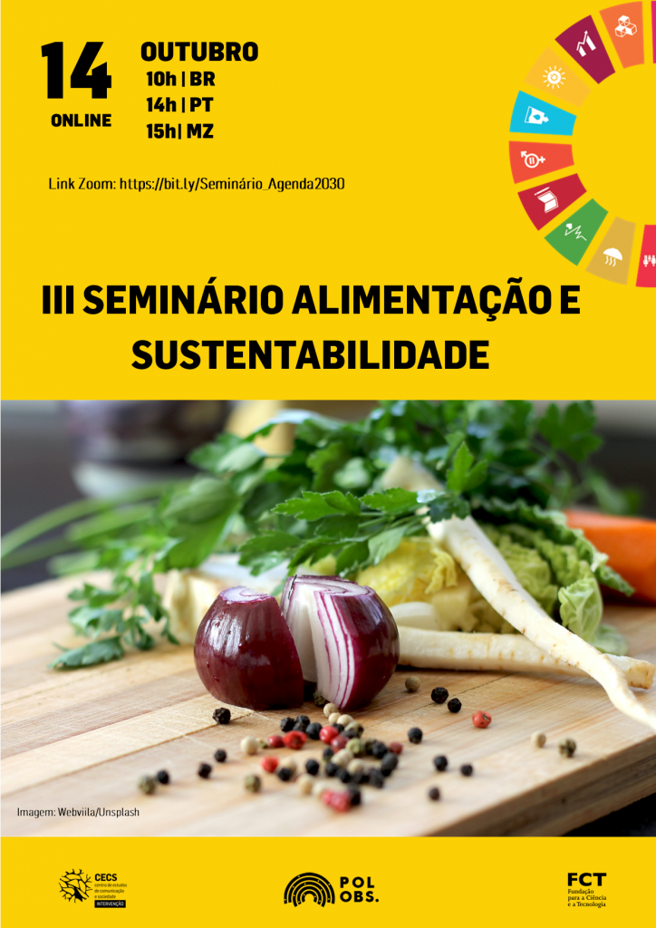 Agenda 2030 e a alimentação: um sabor com gosto de cultura